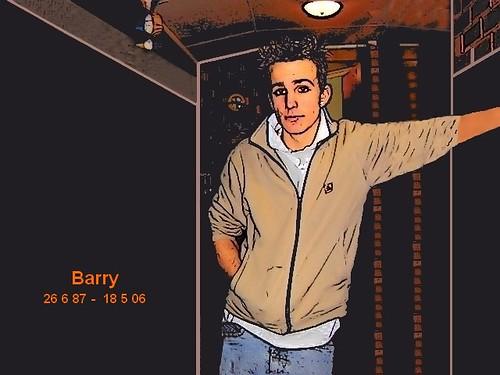 Barry Andrew Henderson
