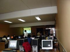 Laboratorio Linux del CoPaSaJo