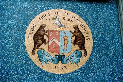 Grand Masonic Lodge, Boston