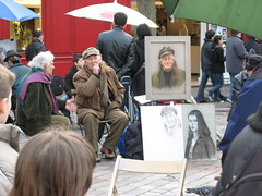 Place du Tertre (Montmartre)