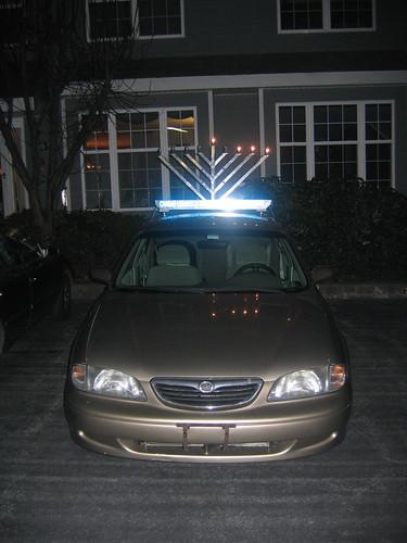 Chanukkah Mobile