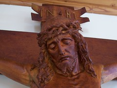 Church crucifix by Randy OHC, on Flickr