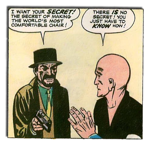 Greatest Ditko panel ever