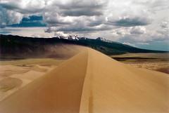 Sand Dunes in Alamosa