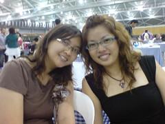 Shu Ying & me