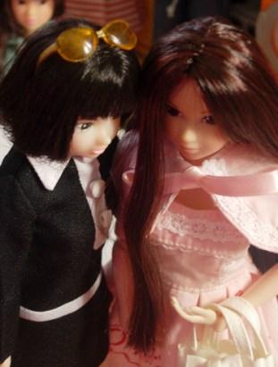 Akane and Jill