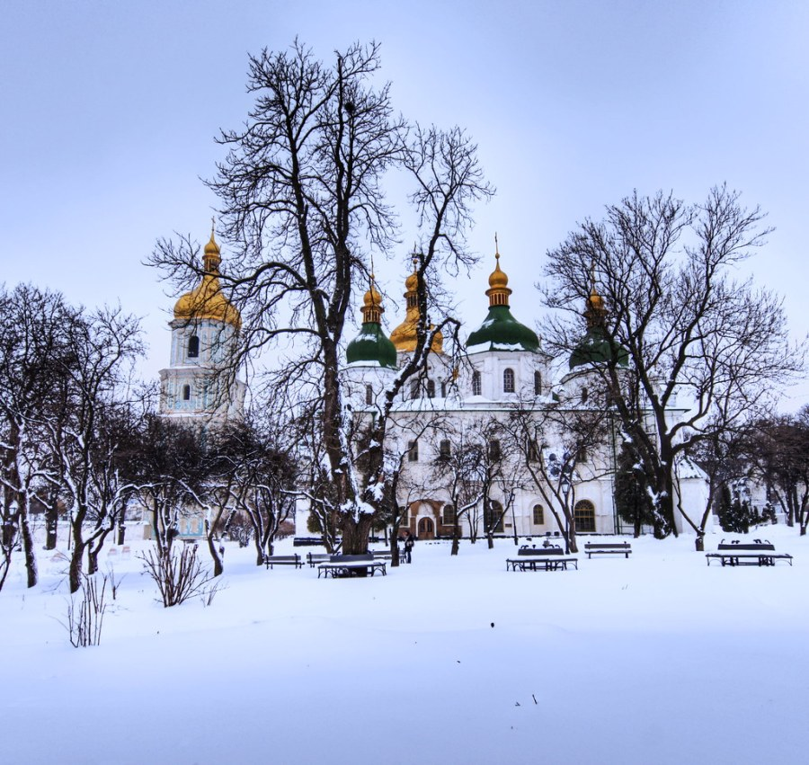 The Church and the Ukrainian Blizzard