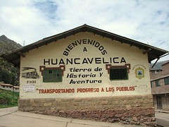 Bienvenidos a Huancavelica