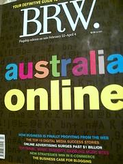 BRW Australia Online Edition