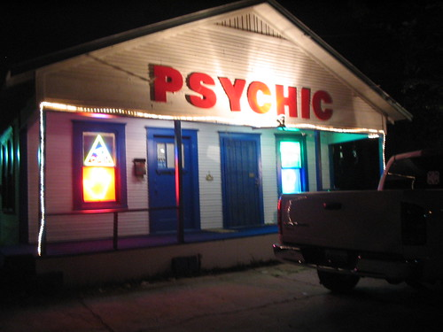Psychic house