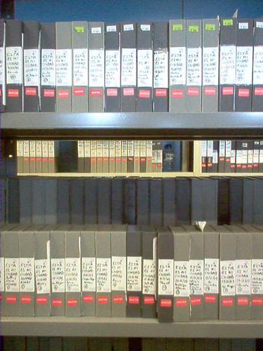 cintas de video