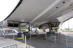 "IMG_5707: Under the Concorde • <a style=""font-size:0.8em;"" href=""http://www.flickr.com/photos/54494252@N00/19225188/"" target=""_blank"">View on Flickr</a>"