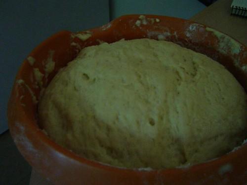 panettone dough