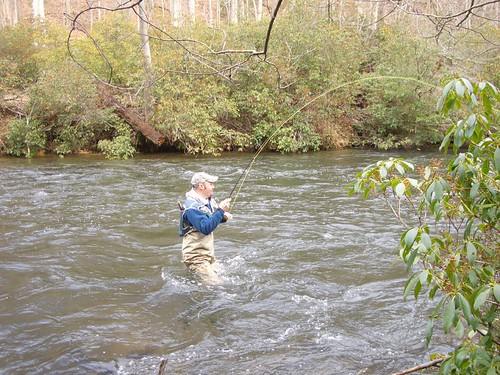 Gunpowder River High Flow Hook-Up