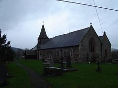 St. Bridget's, Llansantffraid