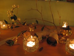 12.22.06 - Solstice Party - Candles 2