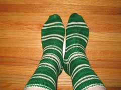 Dave's Roughrider Socks 2