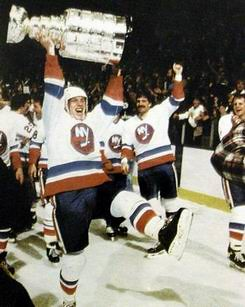 Mike Bossy 1983 Playoffs