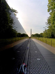 Vietnam Memorial, The Wall, Washington D.C.