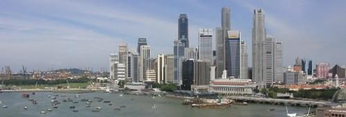 Singapore Marina Downtown