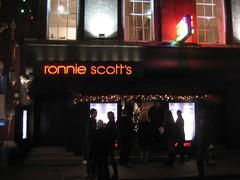 London - Day 6 Ronnie Scott's Jazz Club