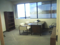 my new office.