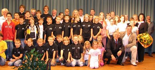 Sportlerehrung 2006