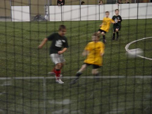 Soccer, Week 2....