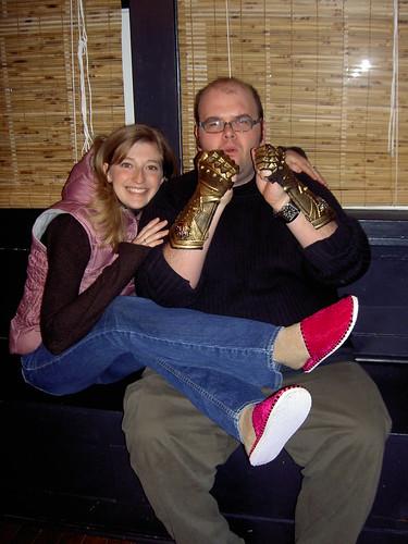 Karen and Marc