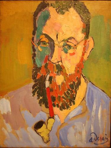 Matisse by Derain