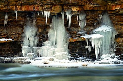 Cuyahoga Frozen Falls
