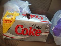 Coca Cola 8 Pack Fridgepack