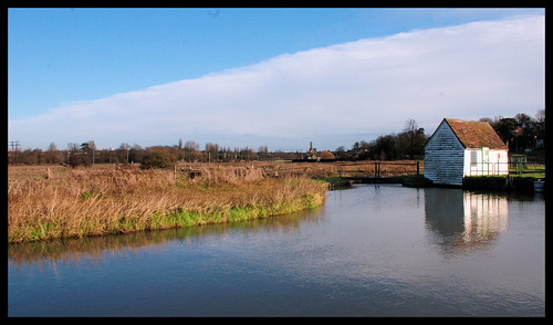New River by Steve Chilton, under Creative Commons. Click pic for flickr photostream.