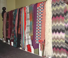 My Scarf Collection