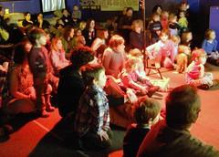 (c) Hilltown Families - Flywheel in Easthampton, MA.
