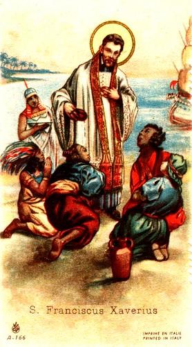 Heiliger Franziskus Xaverius