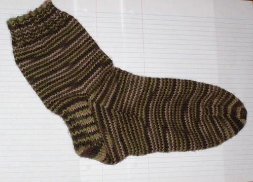 Andrew's sock #1
