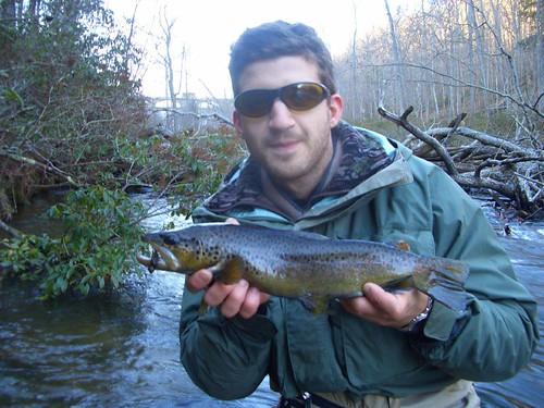 Gunpowder River Trophy Wild Brown Trout
