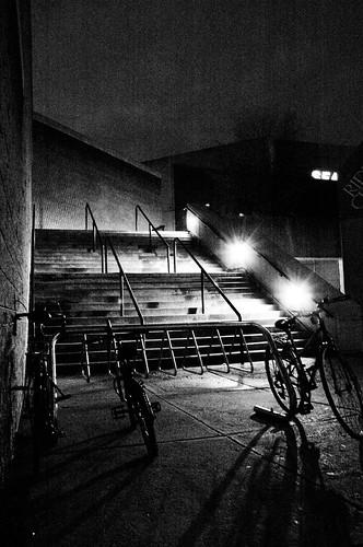 Where Bicycles Sleep