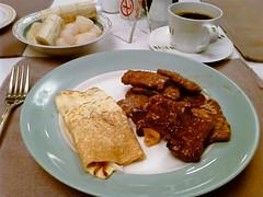 Eggs & Korean Pork