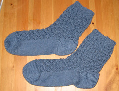 Emilee's Socks again