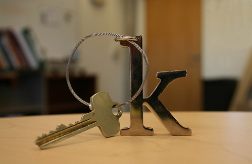 the key ring