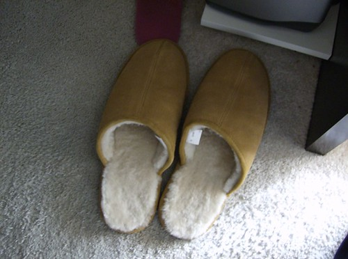 Bootleg Ugg slippers