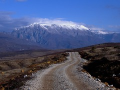 Tropoja Road, Northern Albania