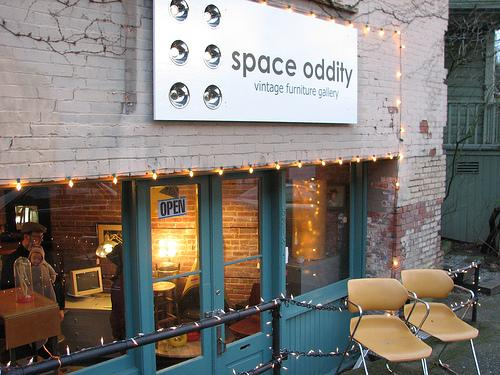 Shopping Seattle: Space Oddity