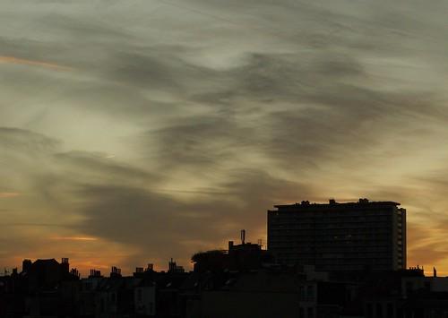 painting more skies