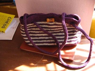 Self-lining bag 2