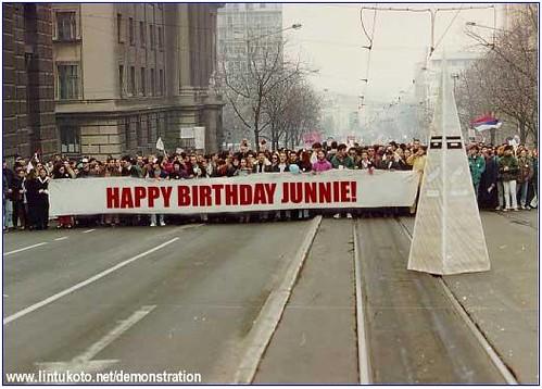 junnie bday