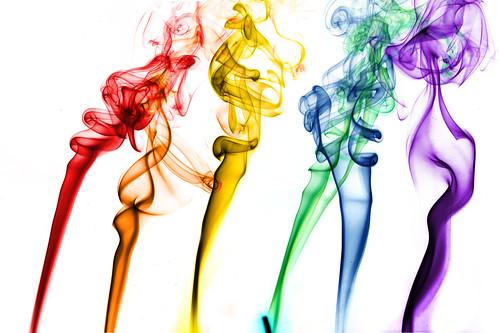 smoke 6 colours