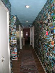 hallway view towards livingroom